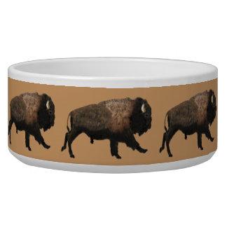 Galloping Bison Bowl