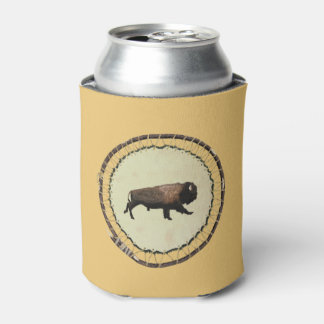 Galloping Bison Can Cooler