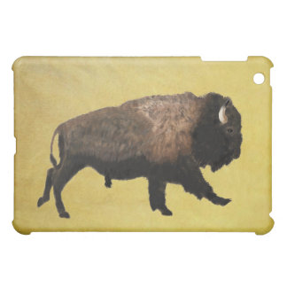 Galloping Bison Case For The iPad Mini