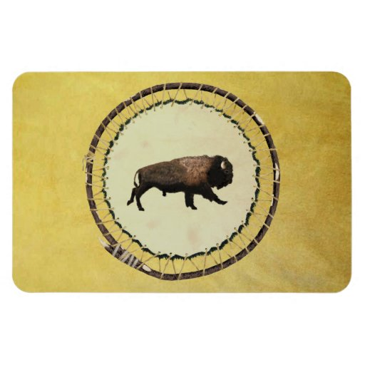 Galloping Bison Flexible Magnets