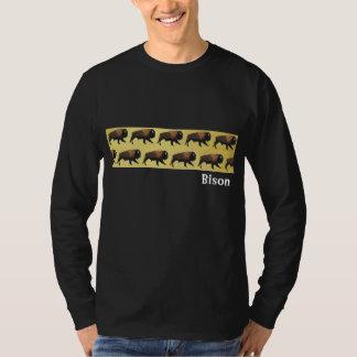Galloping Bison T-Shirt
