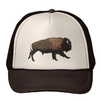 Galloping Bison Trucker Hat