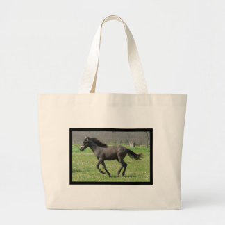 Galloping Colt Canvas Bag