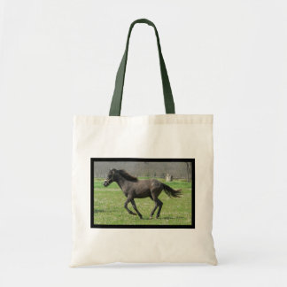 Galloping Colt Environmental Tote Budget Tote Bag