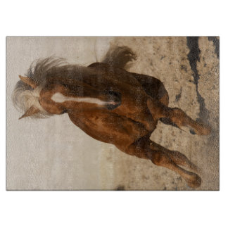 Galloping Cutting Board