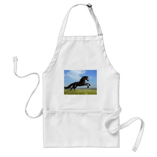 Galloping Horse Apron