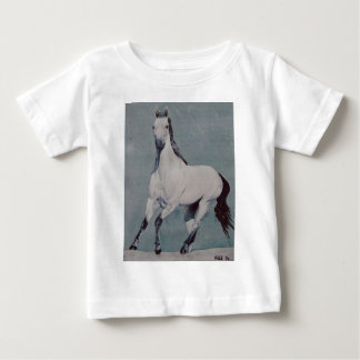 Galloping Horse Baby t-shirt