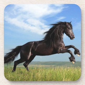Galloping Horse Beverage Coasters