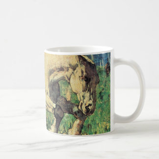 Galloping Horse by Giovanni Segantini, Vintage Art Mugs
