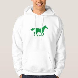 Galloping Horse Hoodie