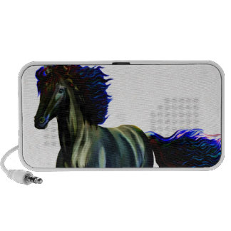 Galloping Horse Portable Speakers