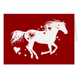 Galloping Horse Valentineu0026#39;s ...