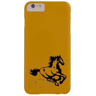 Galloping Horse Wild and Free Barely There iPhone 6 Plus Case