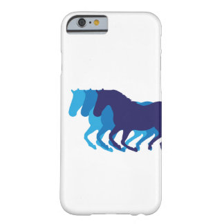 Galloping Horses Barely There iPhone 6 Case