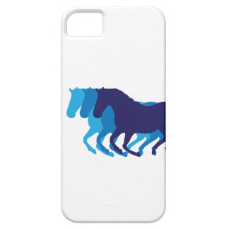 Galloping Horses iPhone 5/5S Case