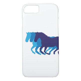 Galloping Horses iPhone 7 Case