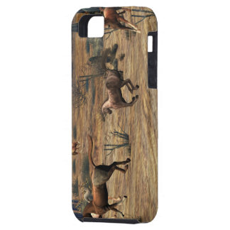 Galloping Horses iPhone SE/5/5s Case