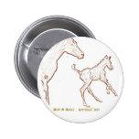 Galloping Horses Pins