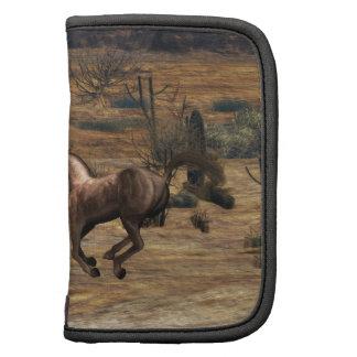 Galloping Horses Folio Planner