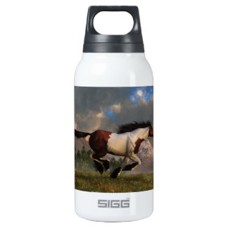 Galloping Mustang Insulated Water Bottle