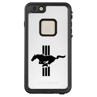 Galloping Mustang with Stripes LifeProof FRĒ iPhone 6/6s Plus Case