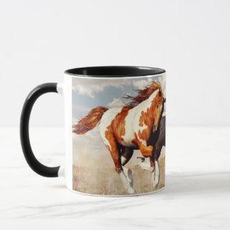Galloping Mustangs Mug