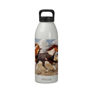 Galloping Mustangs Drinking Bottles