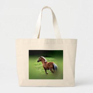 Galloping Palamino bag