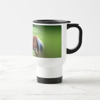 Galloping Palamino Mug