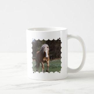 Galloping Palomino  Coffee Mug