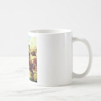 Galloping Patriot Coffee Mug