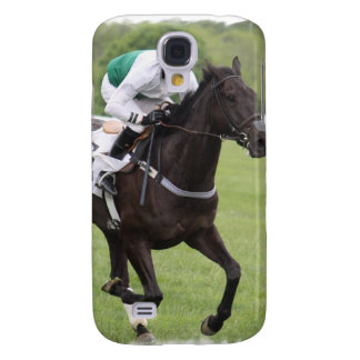 Galloping Race Horse iPhone 3G Case Samsung Galaxy S4 Cases