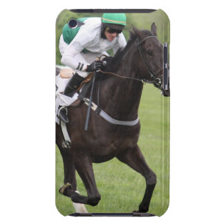 Galloping Race Horse iTouch Case Barely There iPod Case