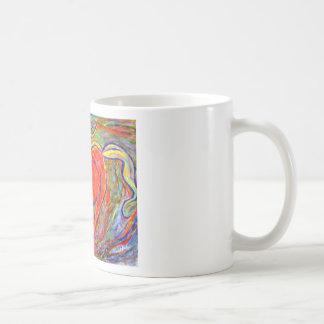 Galloping Red Coffee Mug