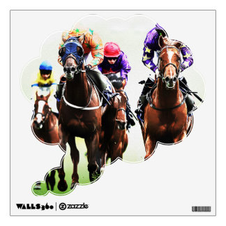 Galloping Thoughts Wall Decal