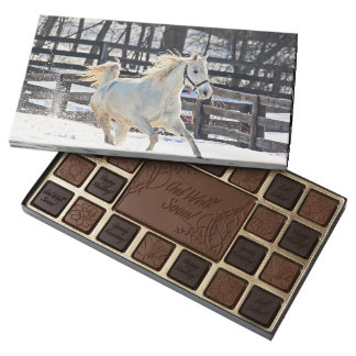 Galloping White Horse Assorted Chocolates
