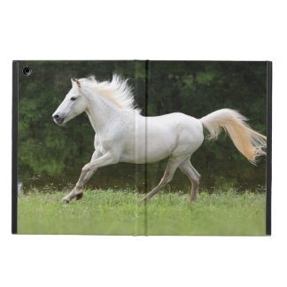 Galloping White Horse Case For iPad Air