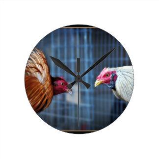 gallos_de_pelea_by_chunydia.jpg round clock