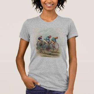Gallos del montar a caballo playeras
