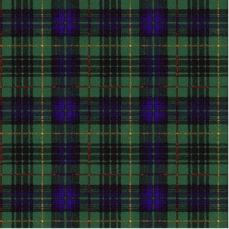 Galloway clan Plaid Scottish kilt tartan Cutout