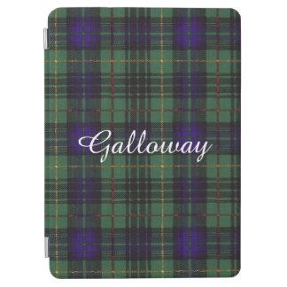 Galloway clan Plaid Scottish kilt tartan iPad Air Cover