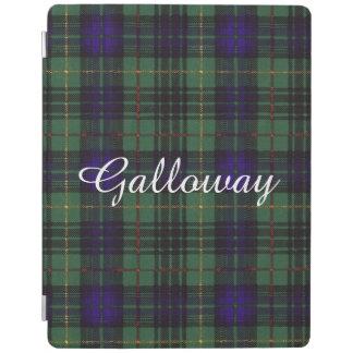 Galloway clan Plaid Scottish kilt tartan iPad Smart Cover