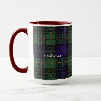 Galloway clan Plaid Scottish kilt tartan Mug