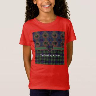 Galloway clan Plaid Scottish kilt tartan T-Shirt