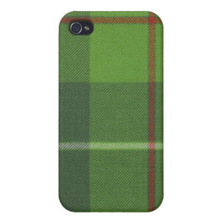 Galloway Hunting Ancient Tartan Plaid iPhone4 Case
