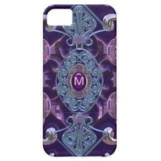 Gallows Metallic Footpath Monogram iPhone SE/5/5s Case