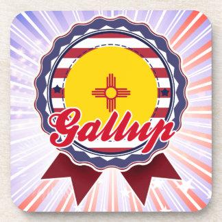 Gallup, nanómetro posavaso