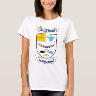 Gallup Rugby Crest T-Shirt