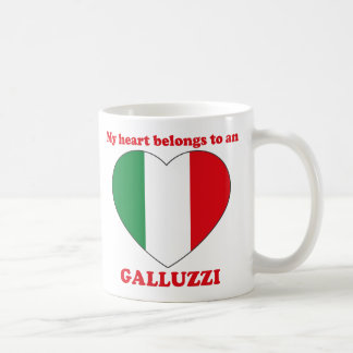 Galluzzi Coffee Mug