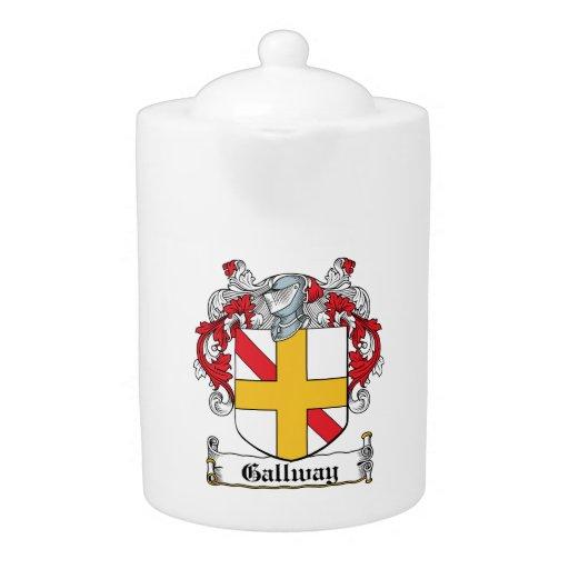 Gallway Family Crest